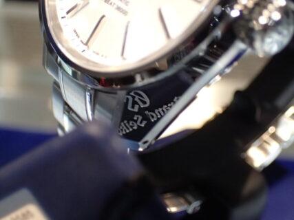 シンプルだからこそ妥協のない時計を。グランドセイコーメカニカルハイビート「SBGH277」