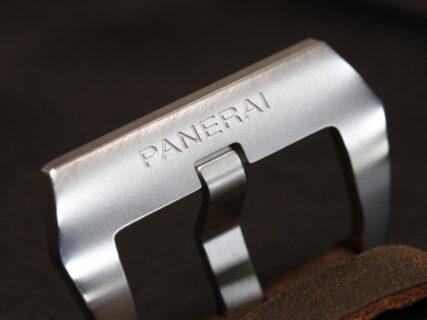 パネライ ヴィンテージ感溢れる仕上げが魅力的なブティック限定モデルがいよいよ解禁