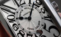 フランクミュラー ドレッシーなのに存在感のある魅力的な時計 ロングアイランド