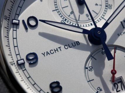 IWC メタルブレスレットを備え生まれ変わったポルトギーゼ・ヨットクラブ