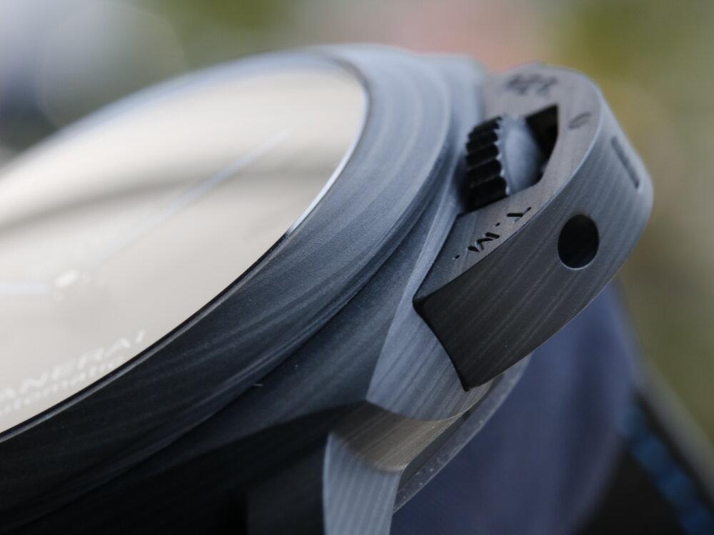 パネライ 話題の2020年新作モデル ルミノールマリーナ カーボテック™ PAM01661-PANERAI -MG_3632