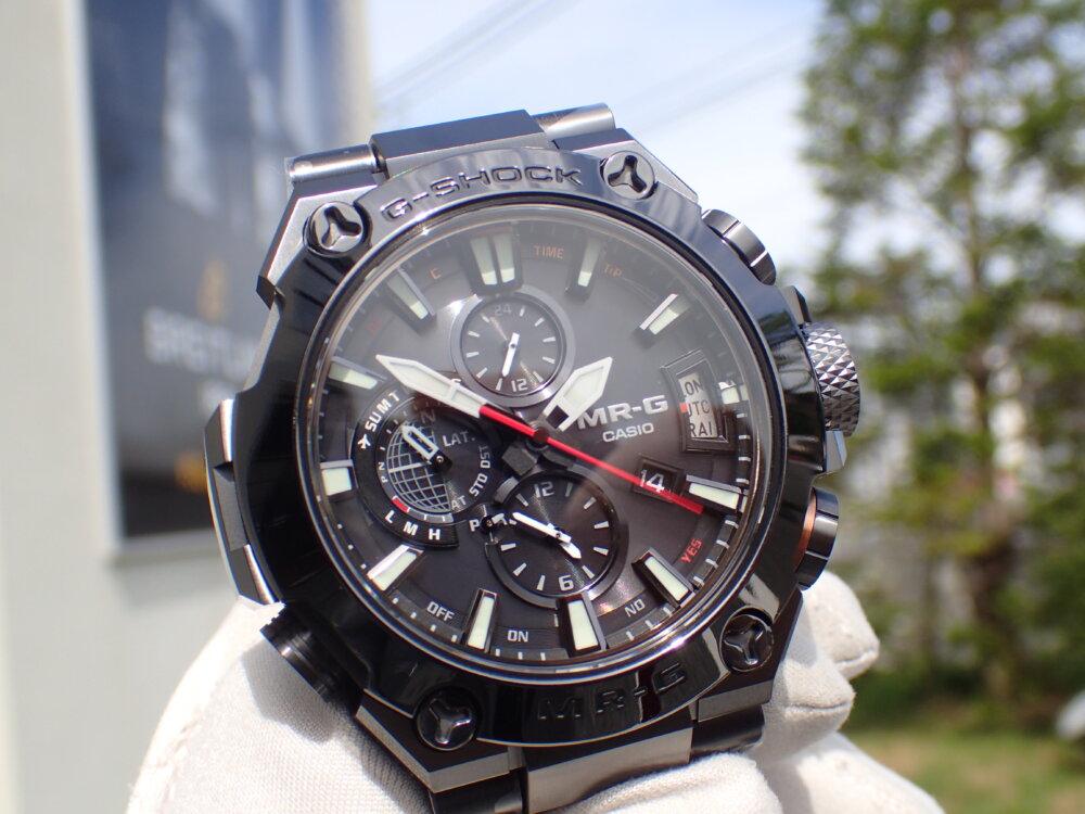 MR-G「黒備え」新素材コバリオンは採用したモデルが再入荷!!-G-SHOCK -P9149793
