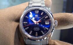 [完売しました]グランドセイコー60周年記念限定モデル集大成の「SLGH003」