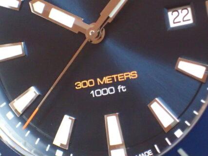 時計の防水性はどれくらいあるのか?正しい使い方と定期的なメンテナンスを。