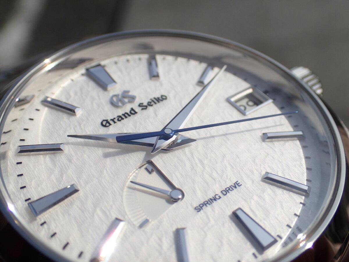 グランドセイコー 雪白ダイヤル「SBGA211」が人気の3つの理由!-Grand Seiko -P1284578