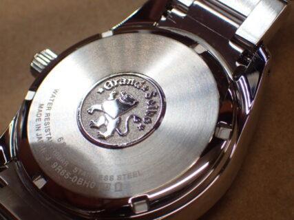 時計のケース…どのように閉じられているのかご存知ですか?