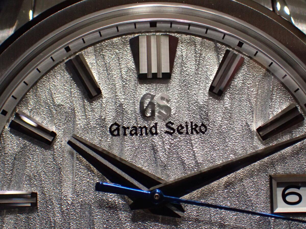 グランドセイコー2021年新作 発売前から問い合わせ多数の「SLGH005」本日発売!-Grand Seiko -P3055863