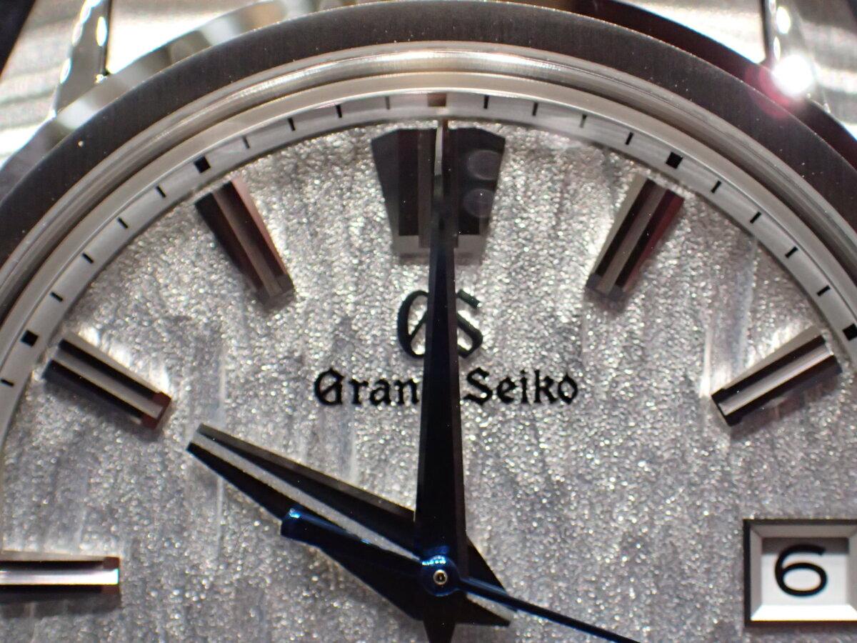 グランドセイコー2021年新作 発売前から問い合わせ多数の「SLGH005」本日発売!-Grand Seiko -P3055867