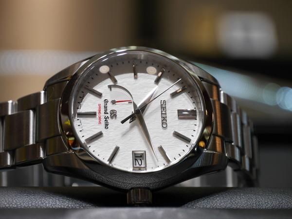 残り僅かとなりました。。。AJHH(日本正規高級時計協会)限定モデル「グランドセイコー SBGA129」