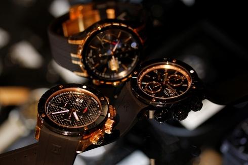 黒金時計×クラスワン・キャンペーン=エドックス