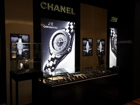 シャネル 2012年3月1日より価格改正を行います。
