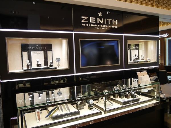 ZENITH価格改定のお知らせです。4月1日から実施です。