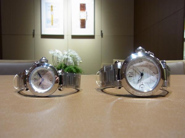 Cartier(カルティエ)定番人気モデル パシャC (W31074M7)-Cartier -7e75d890-s