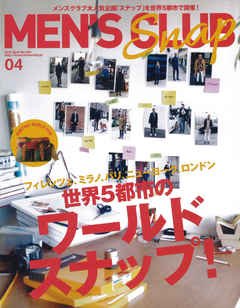 MEN'S CLUB 2015 April