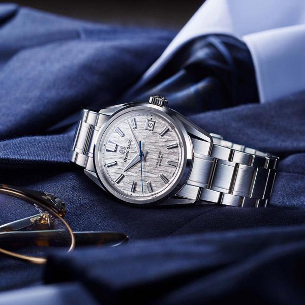 グランドセイコー×AJHH 「人生の節目に、腕時計を」フェア 2/13~3/30-image1
