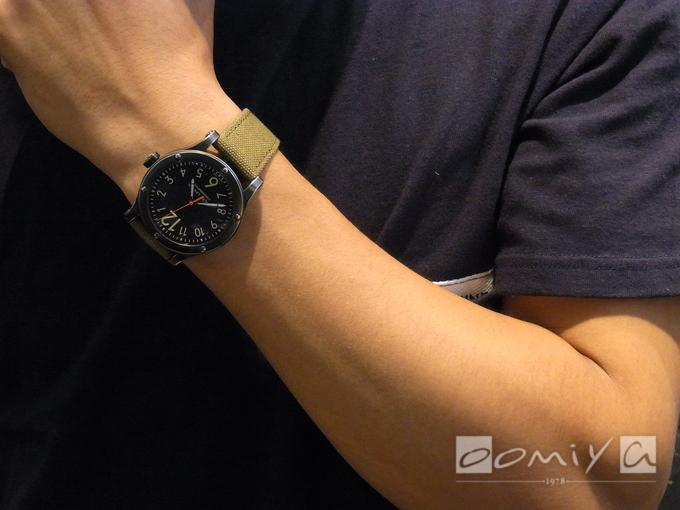 ラルフ ローレン サファリRL67クロノメーター45mm RLR0220900