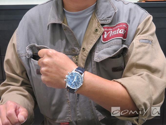ゼニス エル・プリメロ 410 トリビュート・シャルル・ベルモ 03.2097.410/51.C700