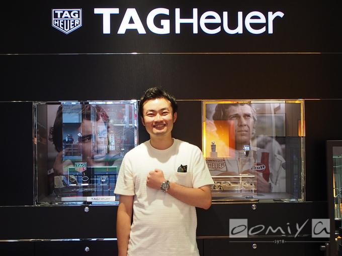 タグ・ホイヤー フォーミュラ1 クロノグラフ CAZ2012.BA0970