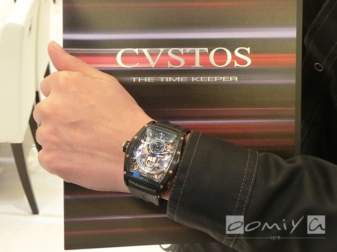 クストス チャレンジ シーライナー GMT oomiyaスペシャルモデル CVT-SEA-GMT-CP5N BST