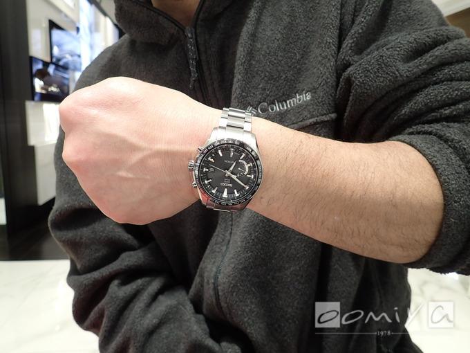 セイコー アストロン チタンモデル SBXB085