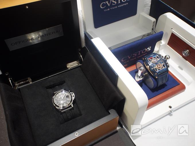 クストス パネライ チャレンジ シーライナー クロノ レガッタ ルミノール マリーナ オートオマティック アッチャイオ CVGT-SEA-REGATA-CP5N BLST PAM01048