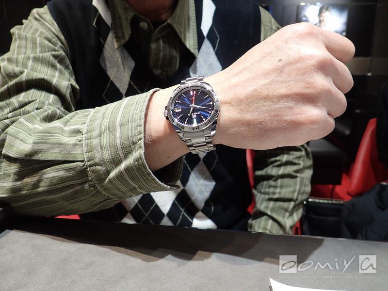 グランドセイコー 9Fクオーツ GMT SBGN005