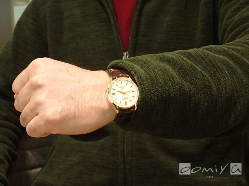 グランドセイコー GS ヒストリカルコレクション 62GS 復刻デザイン SBGR092