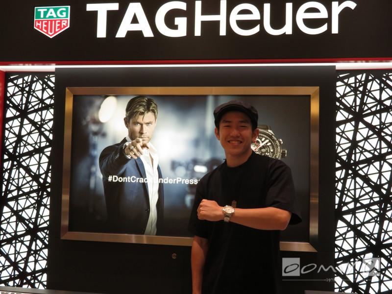 タグ・ホイヤー アクアレーサー キャリバー5 WAY2013.BA0927