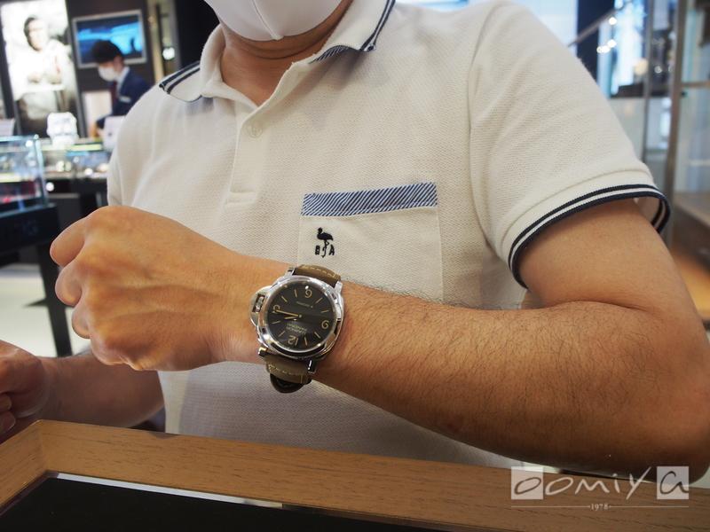 パネライ ルミノール ベース PAM00914