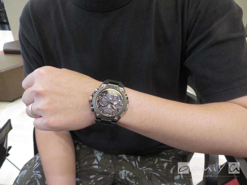 ジー・ショック MR-G MRG-B2000R-1AJR