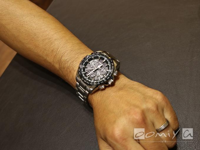 セイコー アストロン 8Xシリーズ デュアルタイム SBXB045