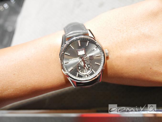 タグ・ホイヤー カレラ グランドデイト GMT WAR5010.FC6266