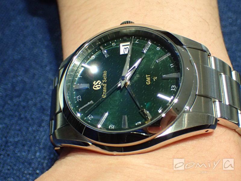 グランドセイコー 9Fクオーツ GMT 25周年記念 限定モデル SBGN007