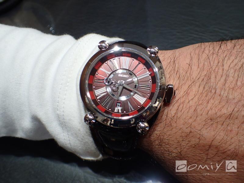 ガランテ メカニカル GMT SBLM005