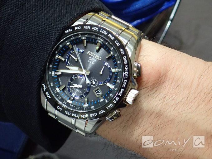 グランドセイコー セイコー アストロン 9Sメカニカル ハイビート36000 GMT チタンモデル SBGJ201 SBXB101