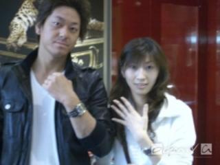 ジュンジ&マリ 様