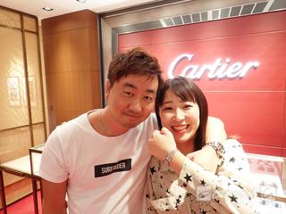 Atsunori & Akina 様