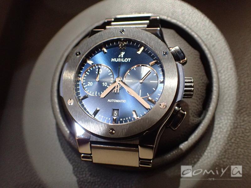 buy online 36795 8375b ウブロ(HUBLOT) ウブロ正規品 輸入時計専門店オオミヤ