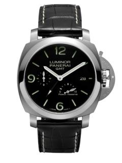 パネライ|PAM00321 ルミノール 1950 3デイズ GMT パワーリザーブ オートマティック