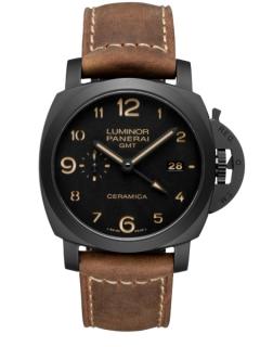 パネライ|PAM00441 ルミノール 1950 3デイズ GMT オートマティック チェラミカ