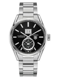 タグ・ホイヤー|カレラ グランドデイト GMT WAR5010.BA0723