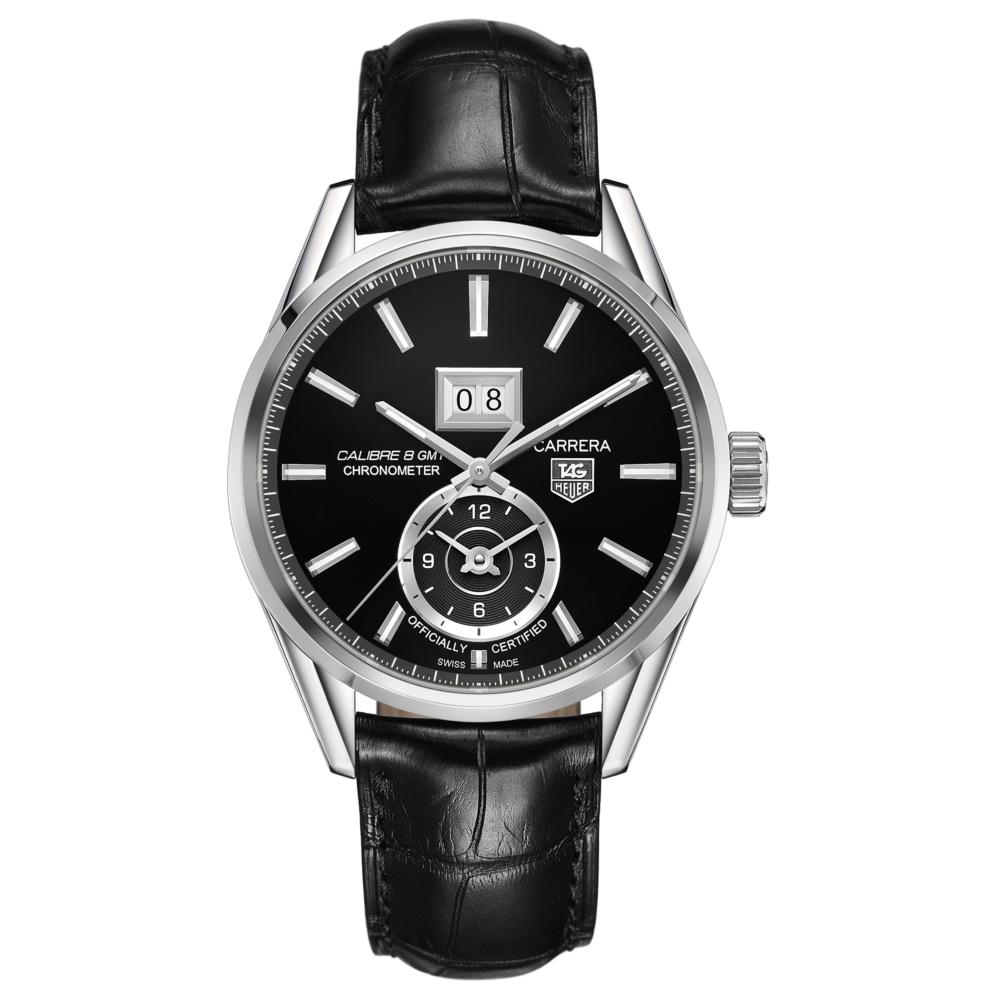 タグ・ホイヤー|カレラ グランドデイト GMT WAR5010.FC6266