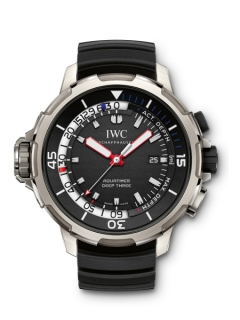 IWC|アクアタイマー・ディープ・スリー IW355701