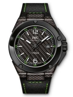 IWC インヂュニア・オートマティック・カーボンパフォーマンス・セラミック IW322404