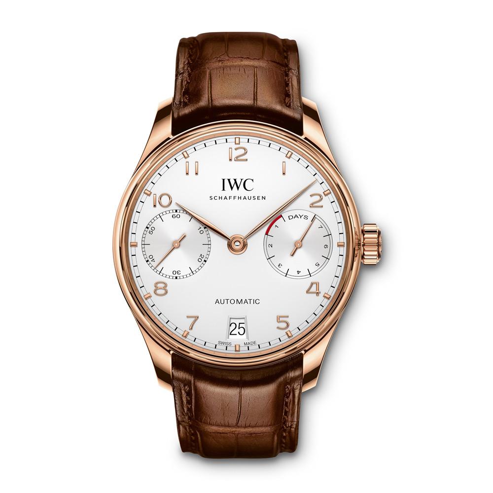 IWC ポルトギーゼ・オートマティック IW500701