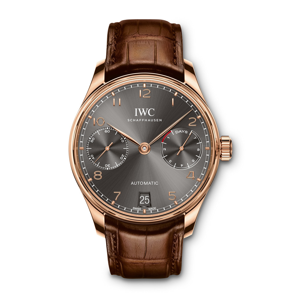 IWC|ポルトギーゼ・オートマティック IW500702