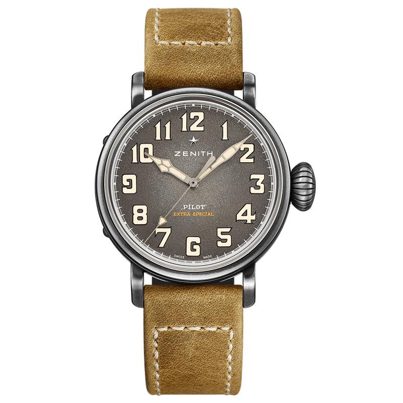 ゼニス|パイロット タイプ20 エクストラスペシャル 40mm - 11.1940.679/91.C807