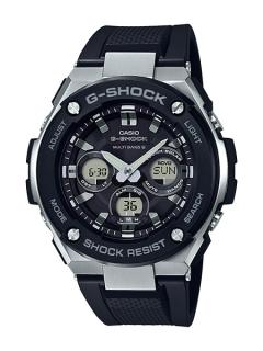 ジー・ショック|Gスチール - GST-W300-1AJF