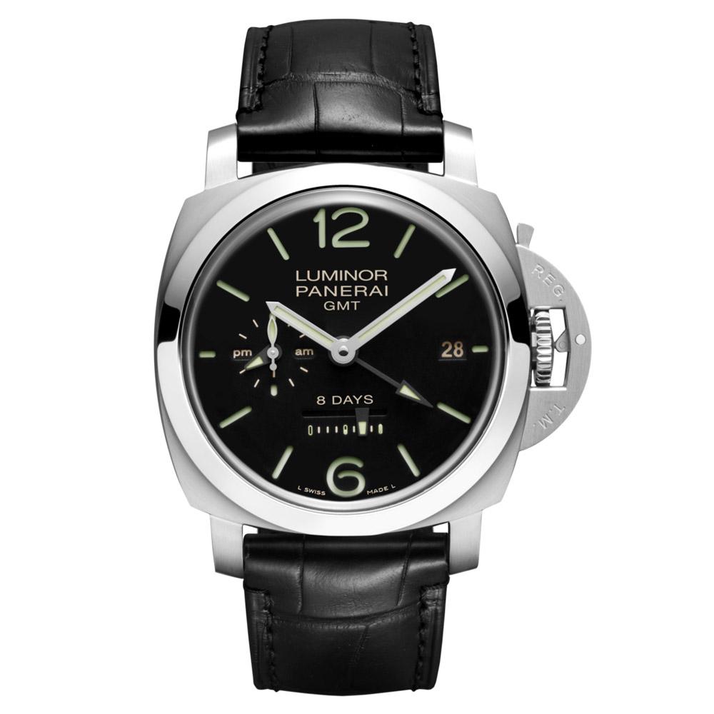 ルミノール 1950 8デイズ GMT
