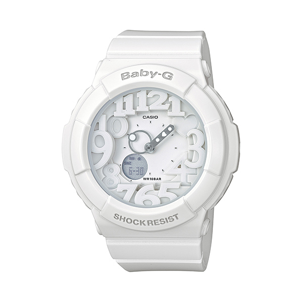 Baby-G Neon Dial